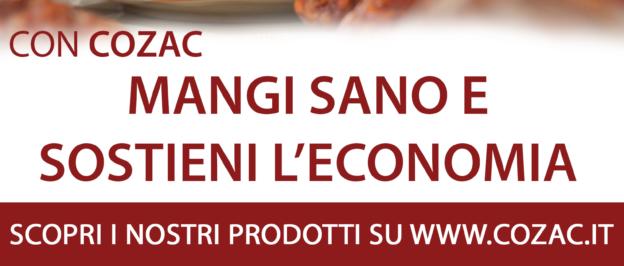 Con Cozac mangi sano e sostieni l'economia grazie al fondo ristoratori